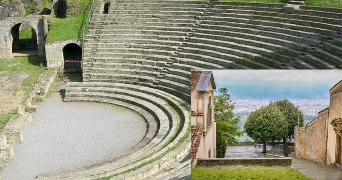 Fiesole, la città che guarda Firenze dall'alto: dall'area archeologica al convento di San Francesco!
