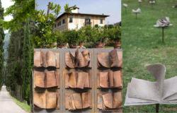 Piccola Bibilioteca dei sogni e villa Rospigliosi