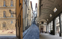 Passeggiata fiorentina tra antico e moderno