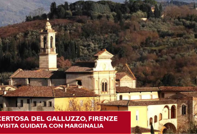 La Certosa di Firenze, visita guidata
