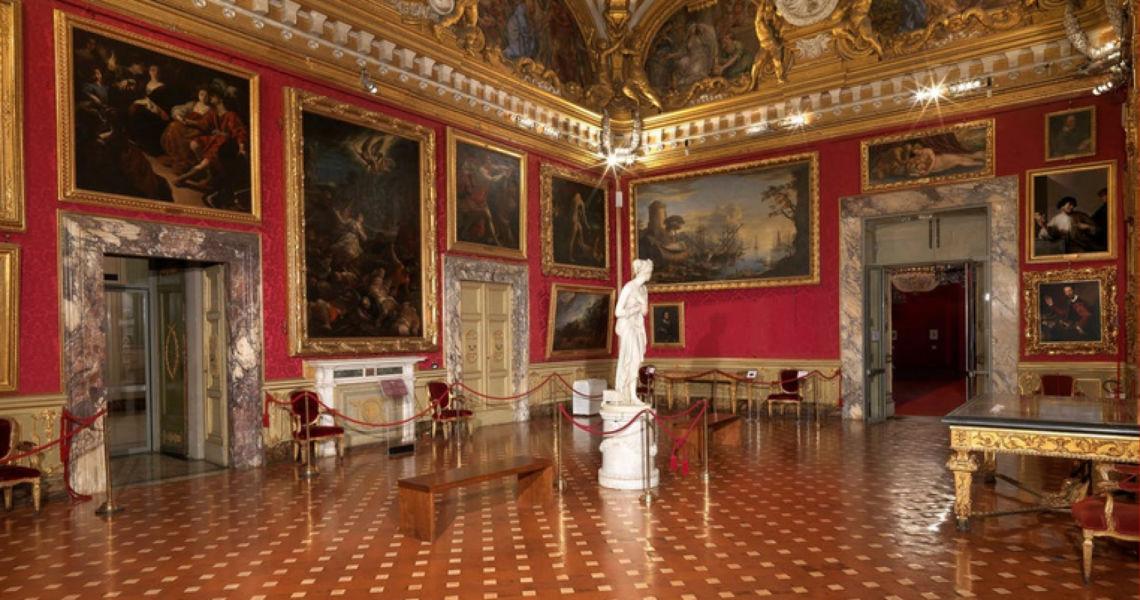 Galleria Palatina a Palazzo Pitti, visita guidata