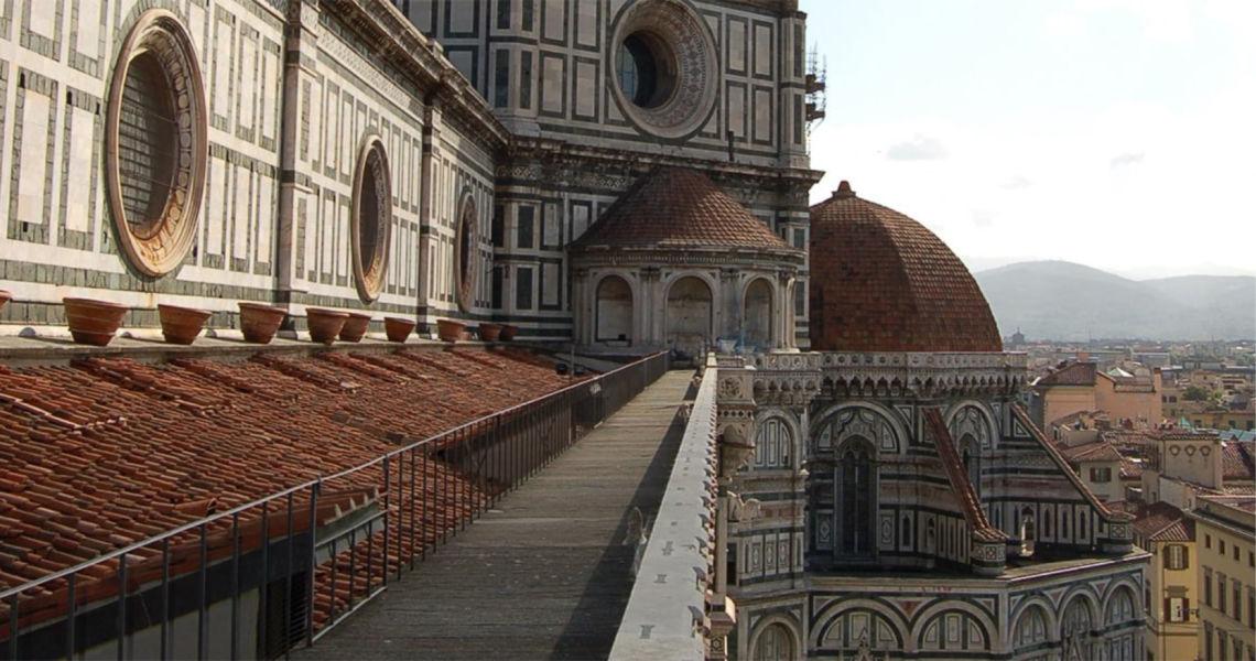 Le terrazze del Duomo con Marginalia
