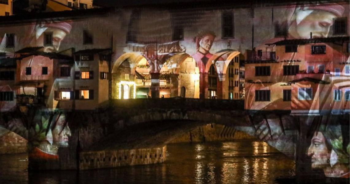 Le luminarie delle Festività, i Saturnalia e la Firenze di Dante.