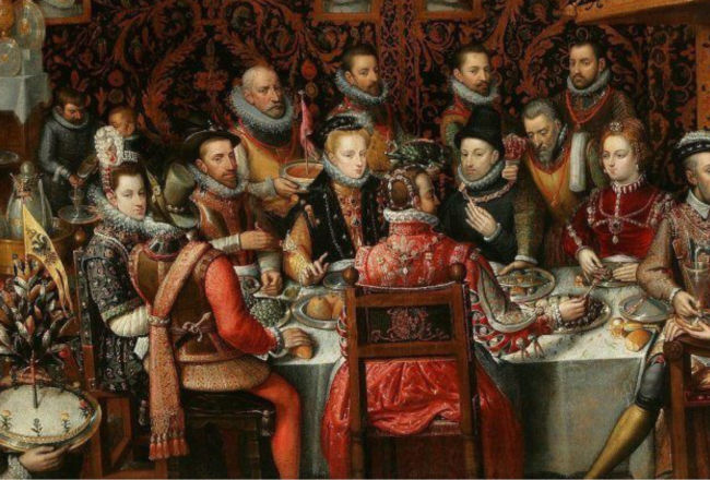 Le donne e Il Natale in casa Medici