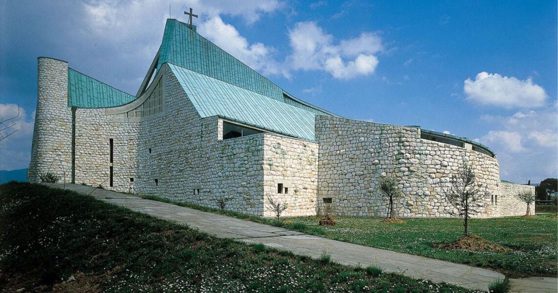 La chiesa dell'autostrada di Michelucci
