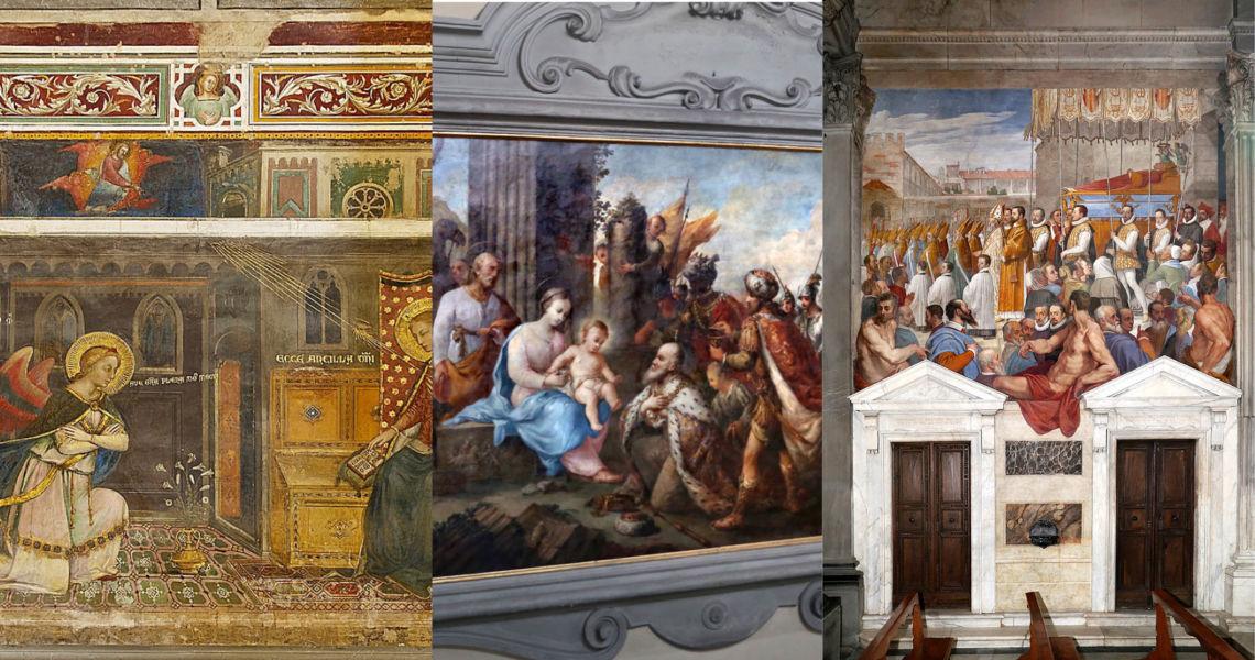La Chiesa di San Marco e la Sagrestia