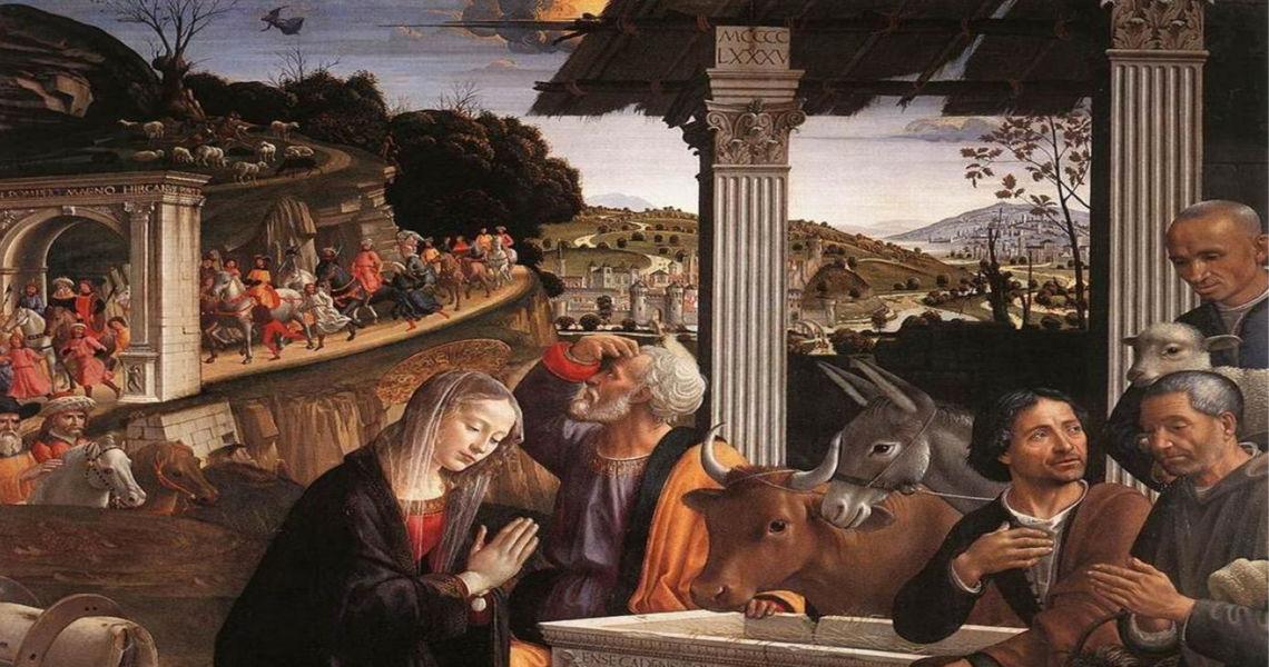 Il racconto della storia e le opere di Santa Trinita FI
