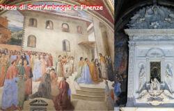 La Chiesa di SANT'AMBROGIO a Firenze,