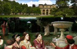 Arte e Letteratura in Giardino a cura di Marginalia