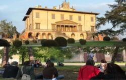 Arte e letteratura nel giardino della Villa Medicea di Poggio a Caiano