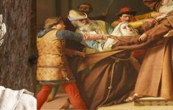 Il Cavaliere Nero nella Firenze di Dante