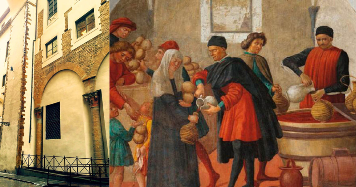 Percorso Gratuito da San Pier Scheraggio all'Oratorio dei Bonimini di S Martino