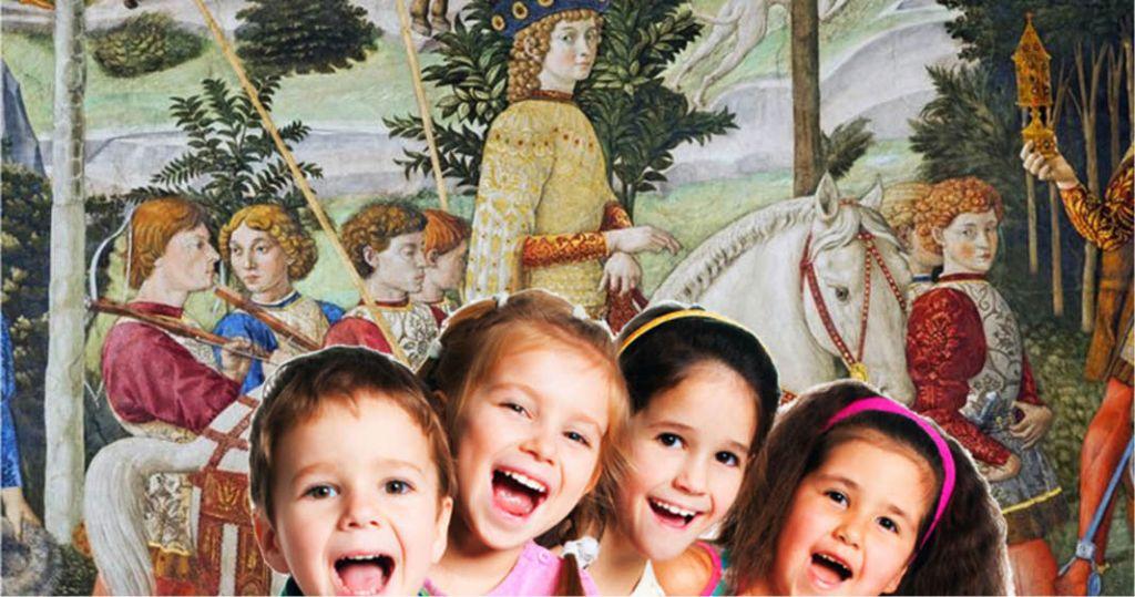 Alla scoperta della storia e le strade dei Medici, percorso per bambini e famiglie