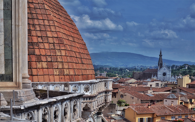 Le Terrazze della cattedrale con Marginalia