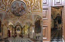 San Giorgio alla Costa, una chiesa come un salotto barocco.